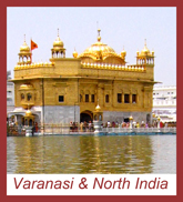 Group Tour of Varanasi and North India