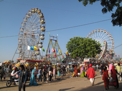 Pushkar Fair Ground
