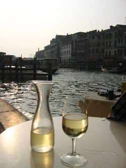 Venice Grand Canal Cafe