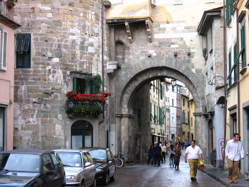 Streets of Lucca