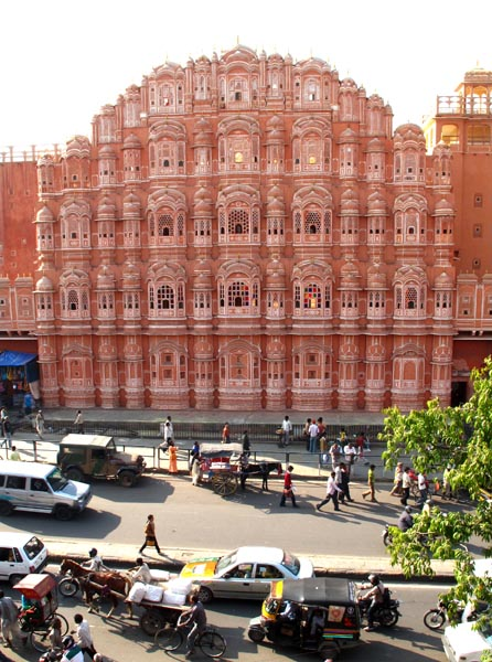JaipurHawaMahal Our favourite places in India   Jaipur