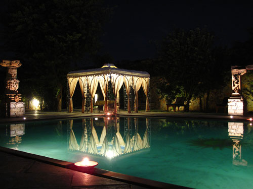 Castle Bijaipur Pool