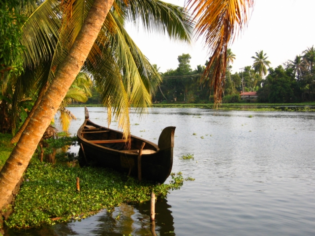 Keralan Backwaters