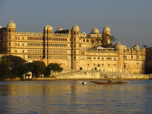 Udaipur City Palace Complex
