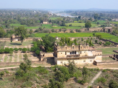 Orchha Countryside