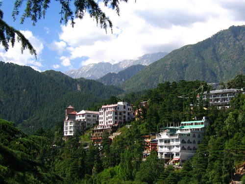 McLeod Ganj Views