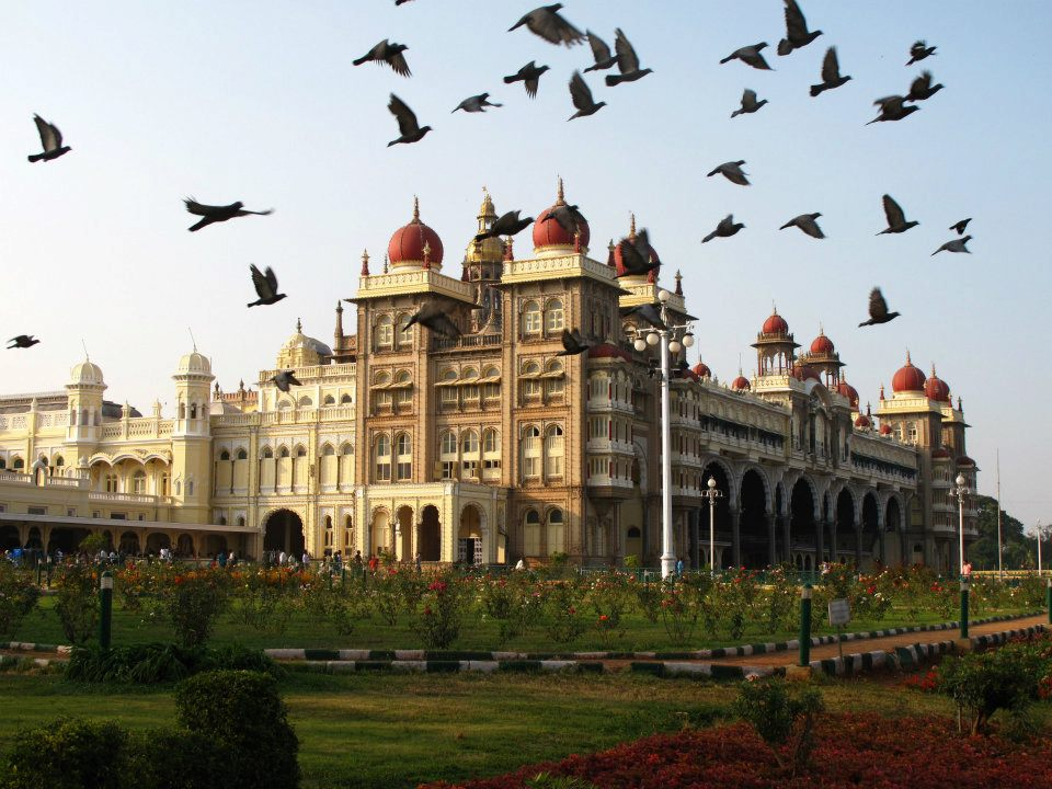 MysorePalace Our favourite places in India   Mysore