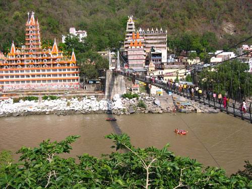 Rishikesh Our favourite places in India   Rishikesh