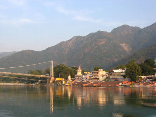 Rishikesh2 Our favourite places in India   Rishikesh