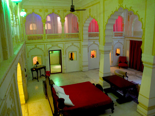 Roopangarh Fort Queens Suite