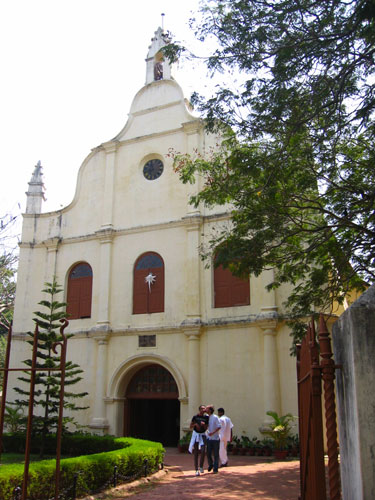 St Francis Church Our favourite places in India   Cochin
