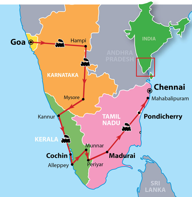 tour and travel agents in India