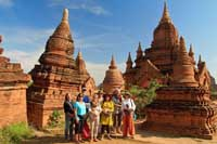 Burma Group Tour