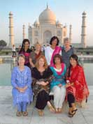 Women only India group tour