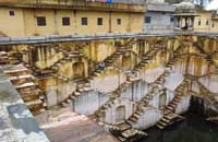 Stepwell Jaipur India