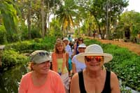 Women only group tour in Kerala