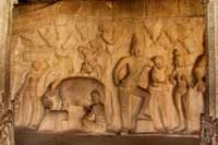 Mahabalipuram Rock Carvings