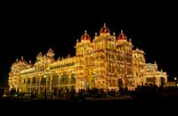 Mysore Palace Illuminations