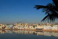 Pushkar Lake Rajasthan India