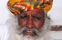 Rajasthani Man India