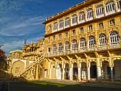 Roopangarh Fort Heritage Hotel India