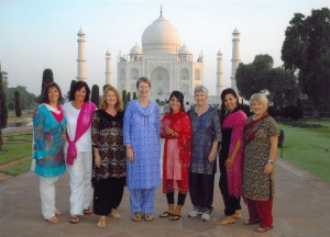 Women-Only-Group-Taj-Mahal